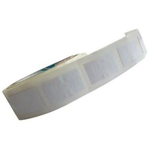 УВЧ наклейки этикеток 43 * 18мм 4-7m