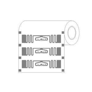 Индивидуальные 860 ~ 960MHz UHF RFID наклейки тегов с ПЭТ Бумага с покрытием