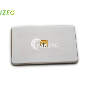 SY08654 UHF high temperature nonmetallic ceramics vehicle management tag