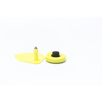 EM4305 LF RFID electronic ear tag RFID tags