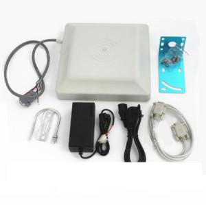 UHF RFID panel antenna 12dBi MMCX external antenna UHF reader Card Reader