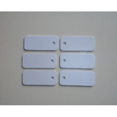 Armor warrior 13.56MHZ NFC tag MF1S50 card IC card 14443A crystal epoxy