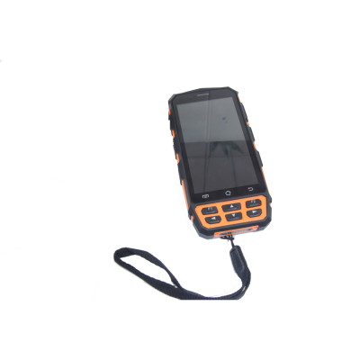 UHF handheld reader with Android for Car management/inventory