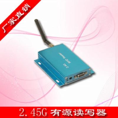 2.4G有源远距离读卡器(全向)串口