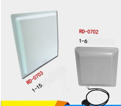 Yanzeo SI802 Long Range 20M 12dbi Antenna Reader Wiegand RS232 RJ45 UHF RFID Writer Reader