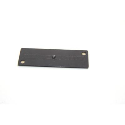 860~960MHz Black FR-4 Protocol Rfid Uhf Tag Metal Tag