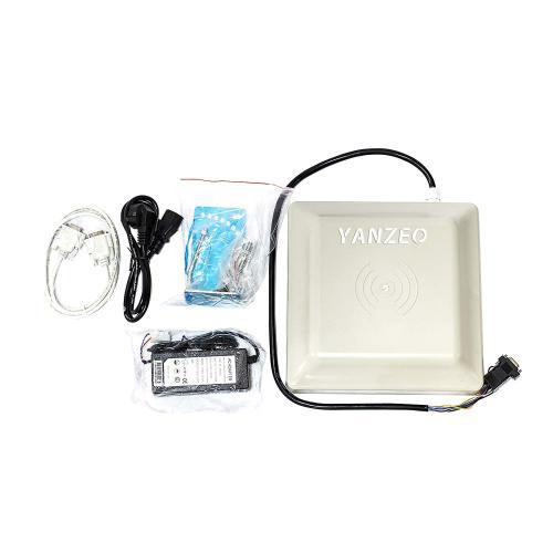 Yanzeo SR682 Internet UHF RFID Card Reader 6M Long Range,Integrated 8dBi UHF Far Field Antennar RFID Reader