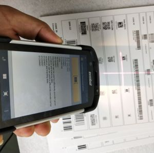 Motorola Symbol TC700H / Zebra TC70 Mobile Computer Barcode Scanner