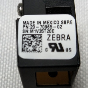 20-70965-02 Adaptive Scanning For Symbol ZEBRA Scan Engine