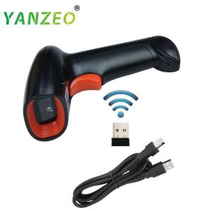 Yanzeo L1010 Wireless 2.4G Handheld USB Code 39 93 1D Laser Barcode Scanner