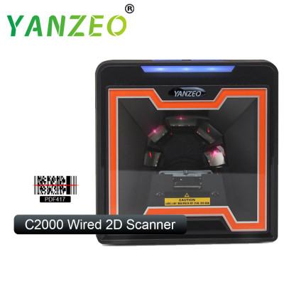 Yanzeo YS868 Desktop 20 lines Omni-directional Laser Platform 1D Barcode scanner