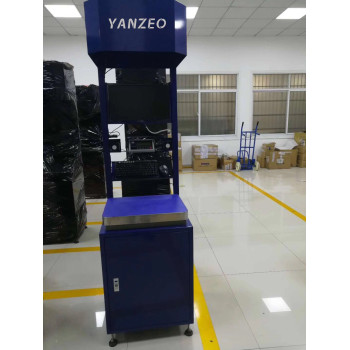 YANZEO S9000 Dynamic Intelligent Weighing Volume Logistics Using Non-Stop Scanner Free Software
