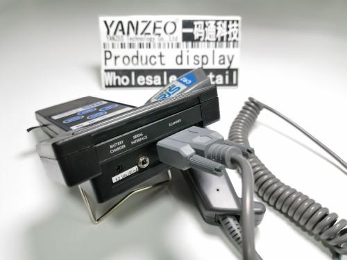Escáner de código de barras para RJS Inspector D4000 Laser CR2 Lineal Barcode Verifier Opti Barcode Reader