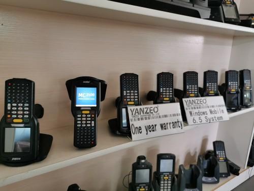 PDA de mano para Zebra Motorola Symbol MC3190-SI3H004E0A 38 Key Data Terminal Collector Ce6.0 System