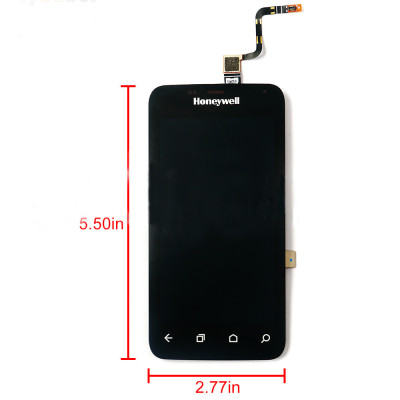 LCD Module with Touch screen Digitizer for Honeywell Dolphin CT50