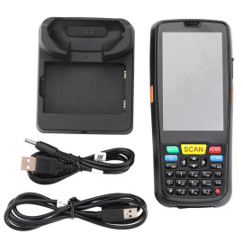 4G Mobile Phone PDA Barcode Handheld Android 7.0 Terminal 2D Barcode Scanner WiFi Bluetooth GPS PDA RFID UHF Bar Codes Reader