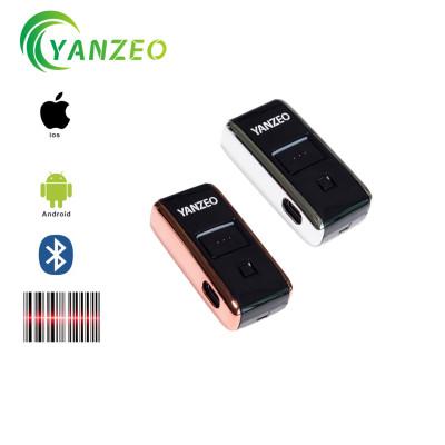 YZ-2002 Bluetooth Wireless 1D Mini Portable Pocket Memory Laser Scanner (10pcs)