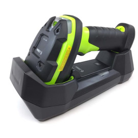Zebra DS3678-DP Ultra-Rugged Cordless DPM 2D 1D QRCode Barcode Scanner Linear Imager Kit DBluetooth FIPS Includes Cradle Power