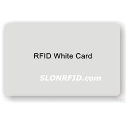 ПВХ UHF RFID-карты ST-590