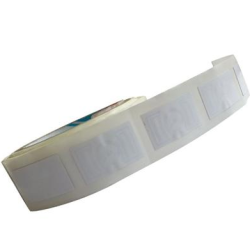 УВЧ наклейка этикетки 43 * 18мм 4-7м