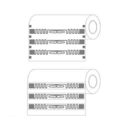 УВЧ Impinj E51 RFID наклейки Теги, 860 ~ 960 МГц RFID-тегов