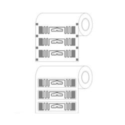 860 ~ 960MHz RFID наклейки Теги, УВЧ Impinj E52 наклейки тегов