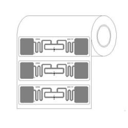 5-6м Дальность считывания UHF RFID наклейки Теги, Чужой Хиггса 3 9662