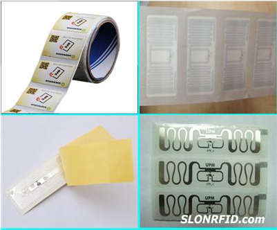 PVC LF RFID ST-230Tag
