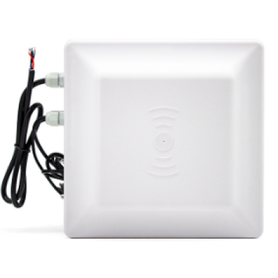 R16-7DB 5M Long range Integrated UHF RFID Reader Writer 865~928MHz RS485 RS232 USB Waterproof