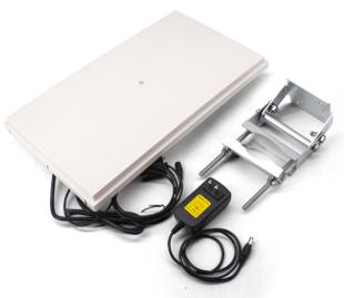 R1610 10DBI High Speed 12M Long Range Integrated UHF RFID Reader Writer RS485 RS232 Waterproof 865~928MHz
