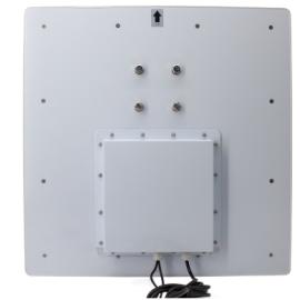 R788 UHF RFID Reader 25m Long Range RJ45 USB RS232/RS485/Wiegand Output Outdoor IP67 12dbi Antenna Integrated UHF Reader