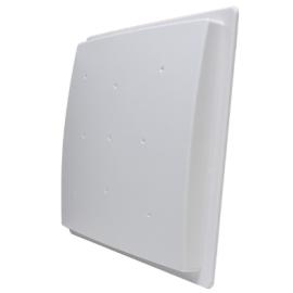 R784 UHF RFID Reader 8m Long Range RJ45 USB RS232/RS485/Wiegand Output Outdoor IP67 9dbi Antenna Integrated UHF Reader