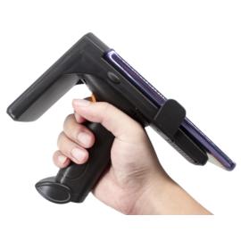 Yanzeo R12 UHF handheld RFID Reader Bluetooth Wireless 2.4G USB Long Range 1D 2D Barcode Scanner Barcode Reader ISO 18000-6C