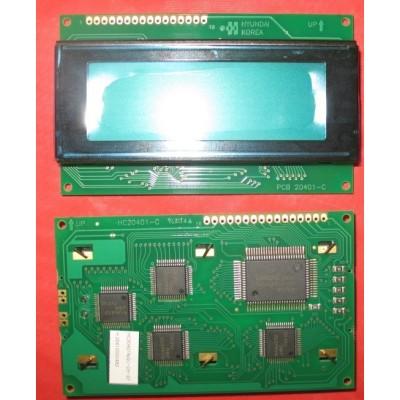 Sell lcd module HC20208 HC20208QY-Z-30  HYUNDAI KOREA