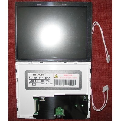 Sell  lcd panel  TX14D11VM1CAA  hitachi   lcd display