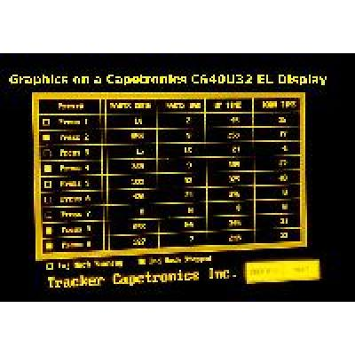 PLANAR LCD PANEL EL320.240.36-HB NE CC , 996-0292-02LF