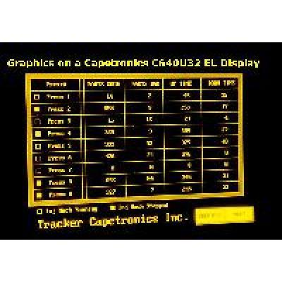 PLANAR LCD PANEL EL320.256-FD8 V2 ,  996-5091-00LF
