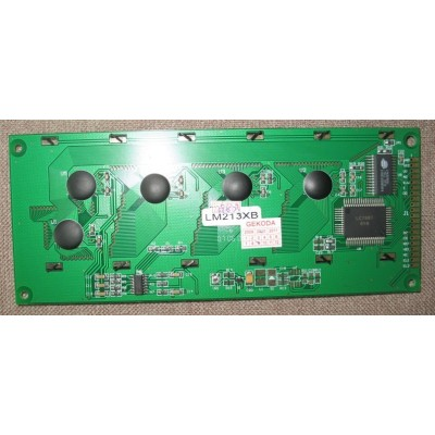 SHARP  LCD MODULE  LM213XB
