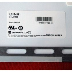 LG LCD Modules  LCD Screen LP104V1