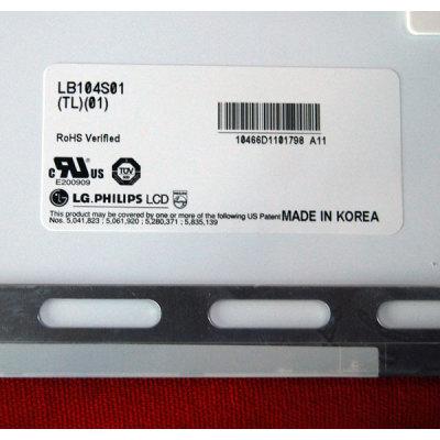 LG LCD Modules  LCD Screen LP104V1