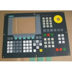 Siemens Touch Screen , Membrane Switch , Keypad  6AV6545-0bc15-2ax0   Tp170b