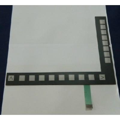 Siemens Touch Screen , Membrane Switch , Keypad  6AV3637-1ml00-0cx0   Op37