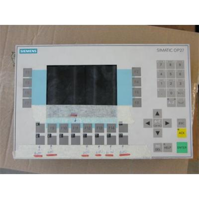 Siemens Touch Screen , Membrane Switch , Keypad  6AV6 643-0DD01-1AX1  MP277
