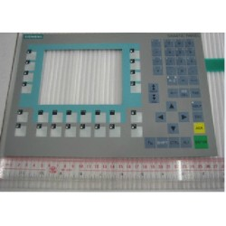 Siemens Touch Screen , Membrane Switch , Keypad  6AV6642-0BC01-1AX1   TP170B