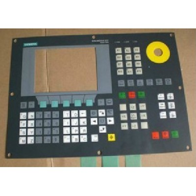 Siemens Touch Screen , Membrane Switch , Keypad  6AV6642-0BC01-1AX1   TP170A