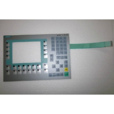 Siemens Touch Screen , Membrane Switch , Keypad  6AV3 637-7ab06-0ae0  OEM Op37
