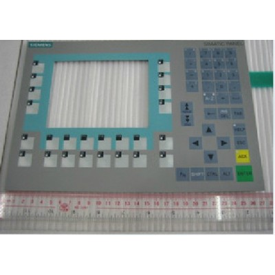 Siemens Touch Screen , Membrane Switch , Keypad  6AV3 637-6ab55-0AC1  OEM Op37