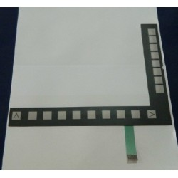Siemens Touch Screen , Membrane Switch , Keypad  6AV6643-0CD01-1ax1  MP277-10