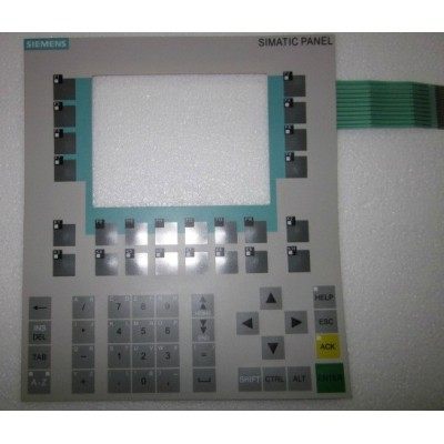 Siemens Touch Screen , Membrane Switch , Keypad  6AV6 644-0ab01-2ax0 MP377