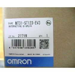 Omron Touch Screen  HMI  NV3W-MR40